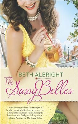 The Sassy Belles By Albright, Beth